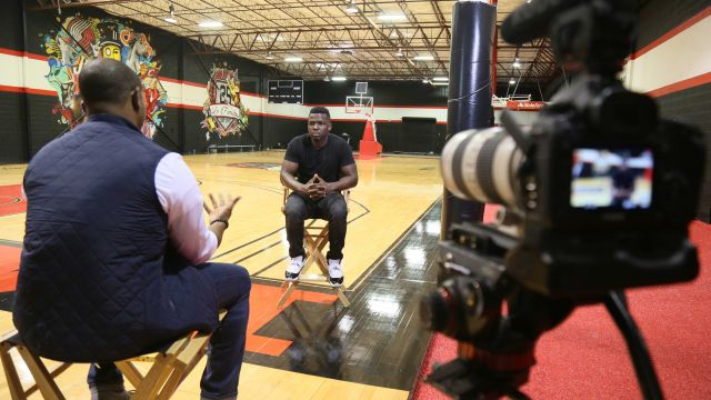 Two Feet In (Video): From Instagram to NBA Trainer