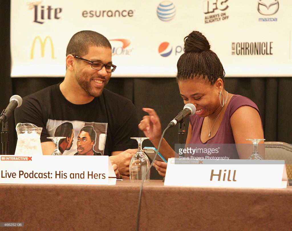 Jemele Hill & Michael Smith Career Advice